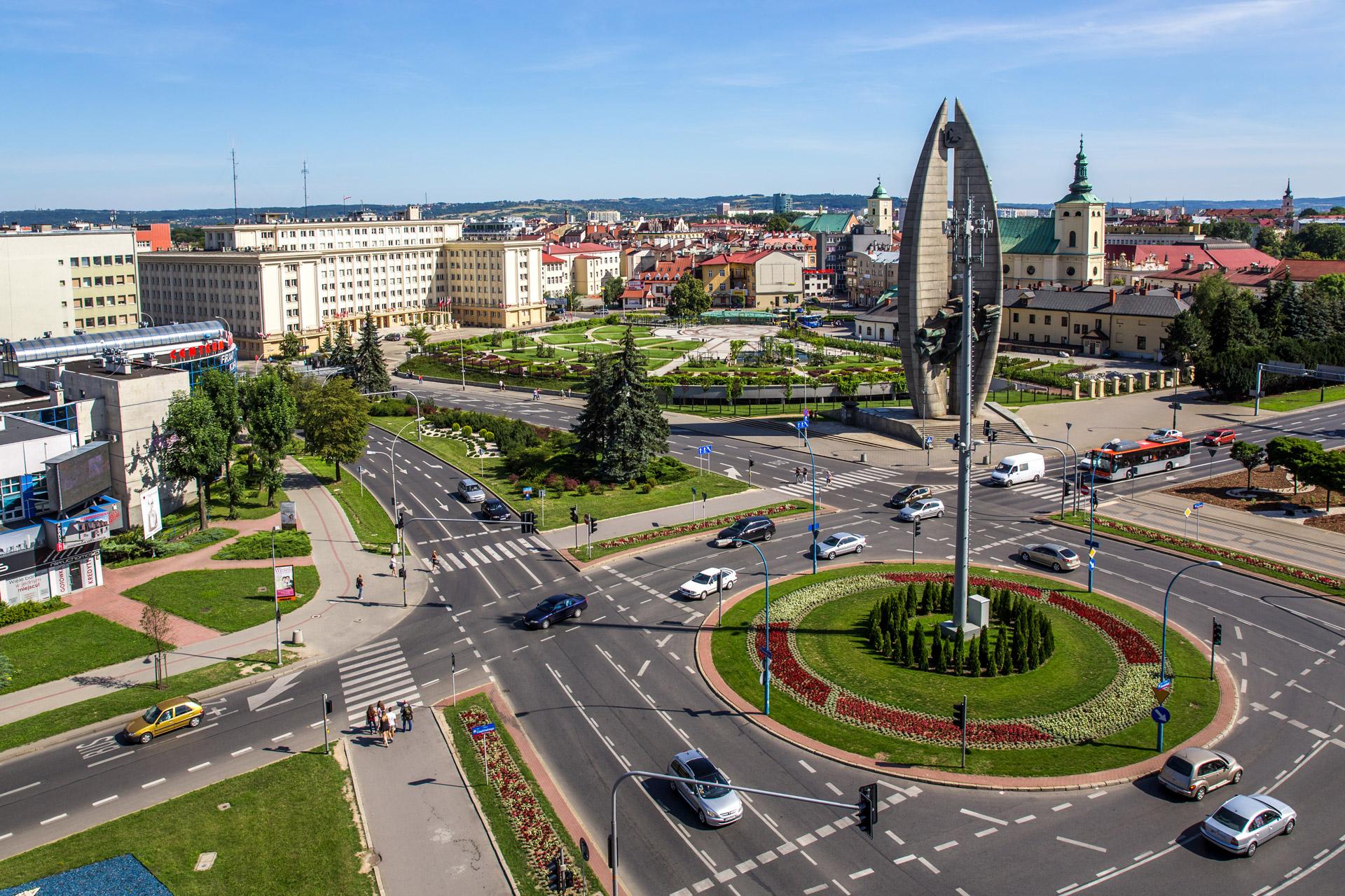 Centrum Rzeszowa